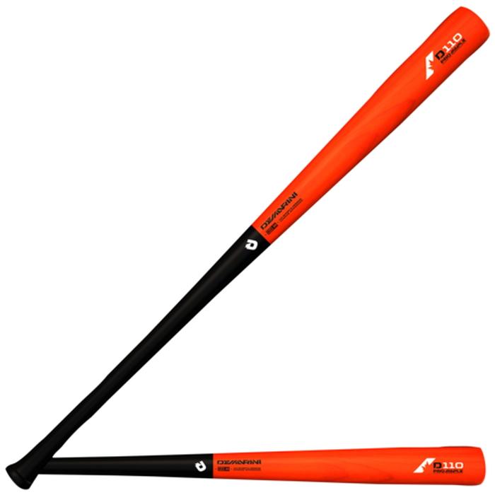 【海外限定】ディマリニ d110 composite demarini プロ バット メンズ d110 pro maple maple composite bbcor bat, 建築金物館:f0e34d87 --- sunward.msk.ru