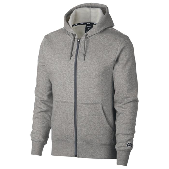 【海外限定】ナイキ エスビー アイコン フーディー パーカー メンズ nike sb icon full zip hoodie