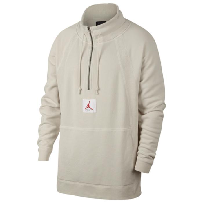【海外限定】アッシュ ash jordan ジョーダン washed wings 1 4 zip pullover hoodie フーディー パーカー メンズ バスケットボール アウトドア ウェア スポーツ メンズウェア プラクティスシャツ