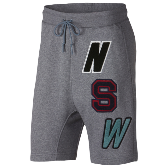 【海外限定】nike sportswear fleece shorts ナイキ フリース ショーツ ハーフパンツ メンズ