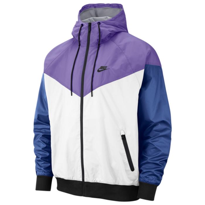 【海外限定】nike windrunner hooded jacket ナイキ ウィンドランナー ジャケット メンズ