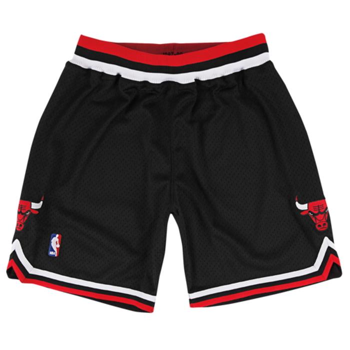 【海外限定】mitchell & ness nba authentic オーセンティック shorts ショーツ ハーフパンツ メンズ