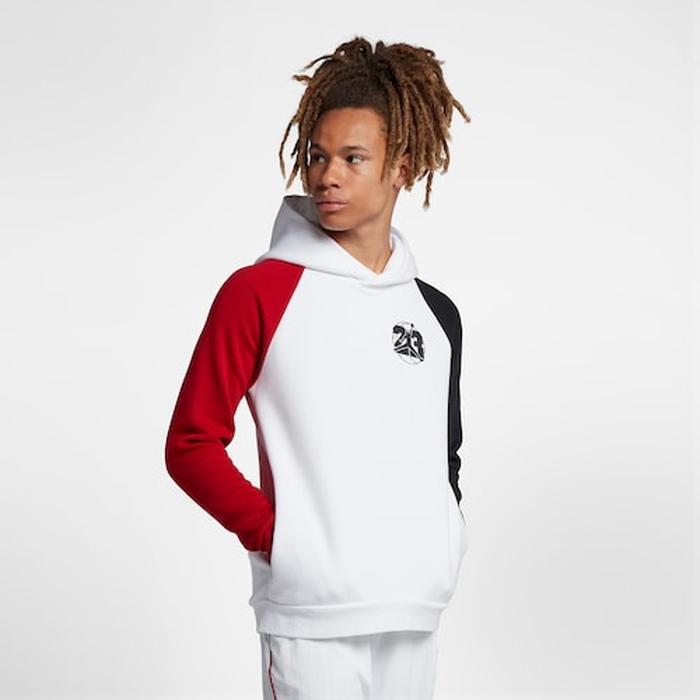 【海外限定】ジョーダン レトロ サーティーン ジャンプマン フリース フーディー パーカー メンズ jordan retro 13 jumpman fleece pullover hoodie