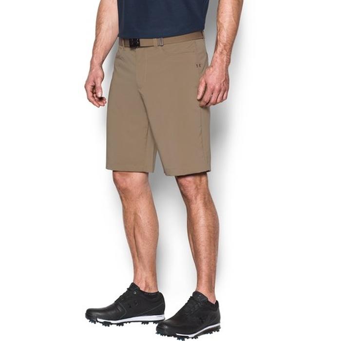 【海外限定】under armour tech golf shorts アンダーアーマー テック ゴルフ ショーツ ハーフパンツ メンズ