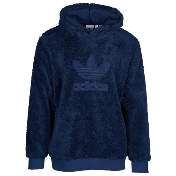 【海外限定】アディダス アディダスオリジナルス adidas originals オリジナルス p o フーディー パーカー メンズ winterized sherpa po hoodie メンズファッション トップス