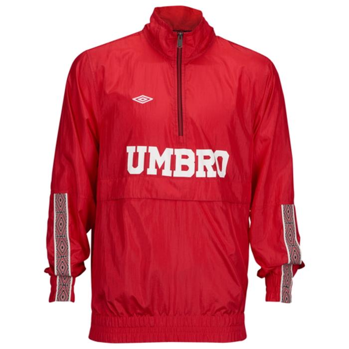 【海外限定】umbro in goal pullover jacket ジャケット メンズ