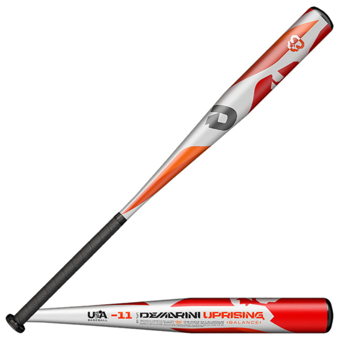 【海外限定】ディマリニ demarini ベースボール バット uprising usa baseball bat grade school