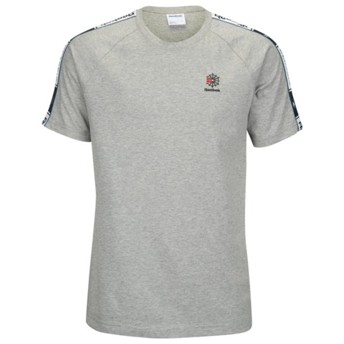 リーボック REEBOK シャツ MENS メンズ TAPED T トップス Tシャツ ファッション カットソー