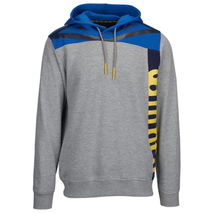 【海外限定】ロゴ フーディー パーカー メンズ umbro split logo hoodie マタニティ