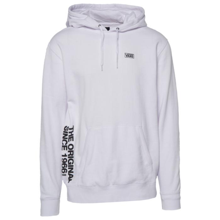 【海外限定】バンズ フーディー パーカー メンズ vans off the wall distort pullover hoodie
