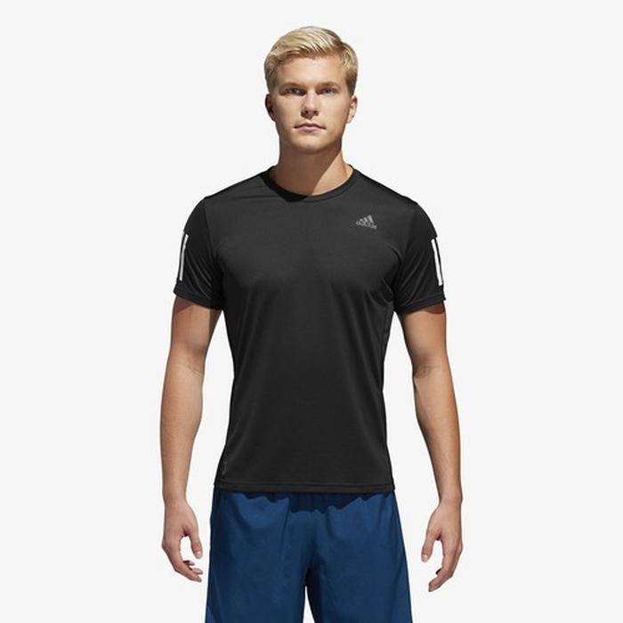 アディダス ADIDAS ラン スリーブ シャツ MENS メンズ OWN THE RUN SHORT SLEEVE T マラソン スポーツ アウトドア ジョギング
