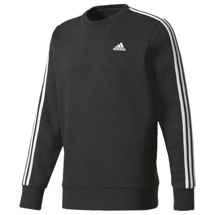 【海外限定】アディダス アディダスアスレチックス adidas athletics ストライプ メンズ essential 3 stripe crew