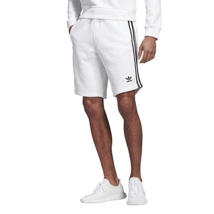 【海外限定】アディダス アディダスオリジナルス adidas originals オリジナルス ストライプ ショーツ ハーフパンツ メンズ 3 stripe shorts