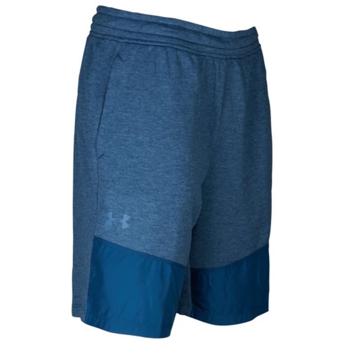 【海外限定】under armour mk1 875 fleece shorts アンダーアーマー 8.75 フリース ショーツ ハーフパンツ メンズ
