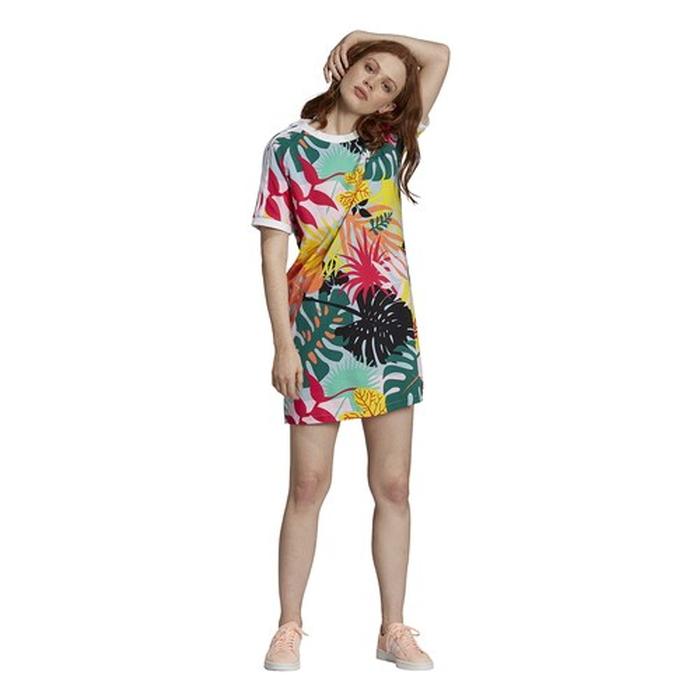 【海外限定】アディダス アディダスオリジナルス adidas originals オリジナルス シャツ ドレス レディース t dress