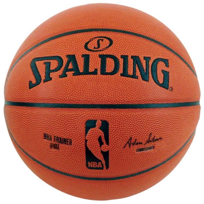 スポルディング SPALDING チーム トレーニング バスケットボール MENS メンズ TEAM NBA OVERSIZED TRAINING BASKETBALL ボール スポーツ アウトドア