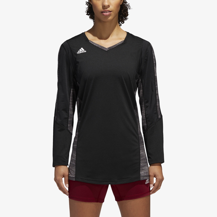 【海外限定】アディダス adidas チーム jersey スリーブ ジャージ women's adidas レディース team womens quickset long sleeve jersey womens, カワカミソン:bf77a459 --- officewill.xsrv.jp