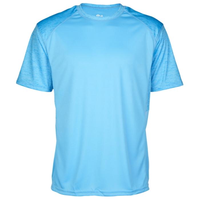 【海外限定】バジャースポーツウエア ブレンド badger sportswear blend tonal panel ss t mens s 半袖 シャツ men's メンズ