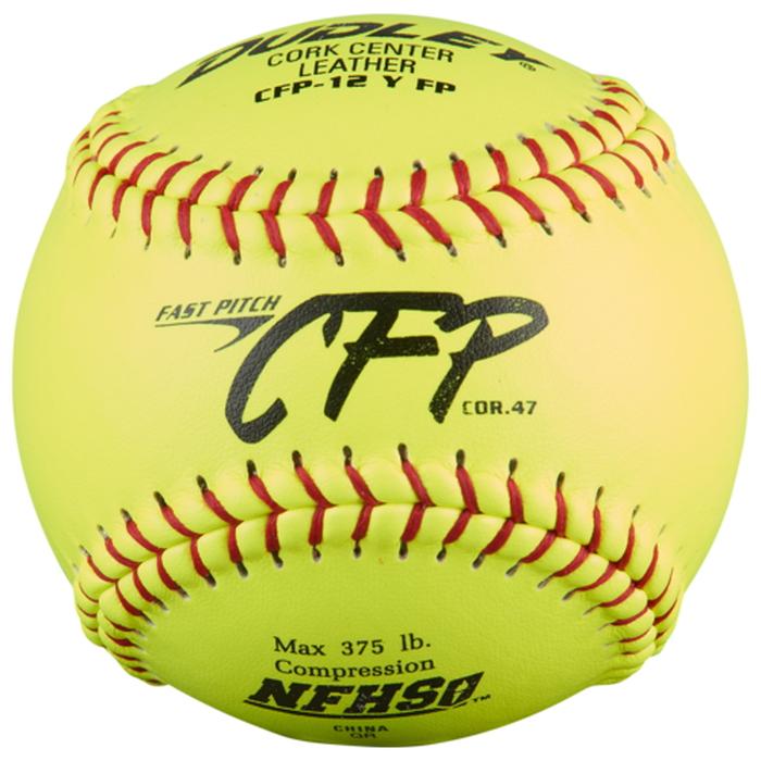 【海外限定】ダドリー dudley cfp 12 leather fast pitch softball レザー ファスト
