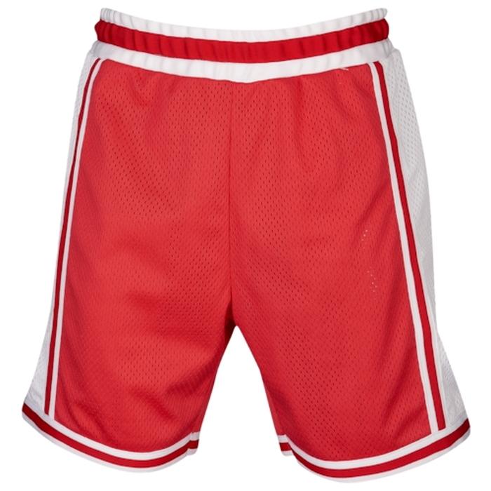 【海外限定】retro olafs basketball shorts mens レトロ バスケットボール ショーツ ハーフパンツ men's メンズ ウェア
