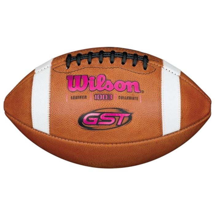 ウィルソン WILSON ゲーム フットボール MENS メンズ GST OFFICIAL GAME FOOTBALL ボール アウトドア アメリカンフットボール スポーツ 送料無料