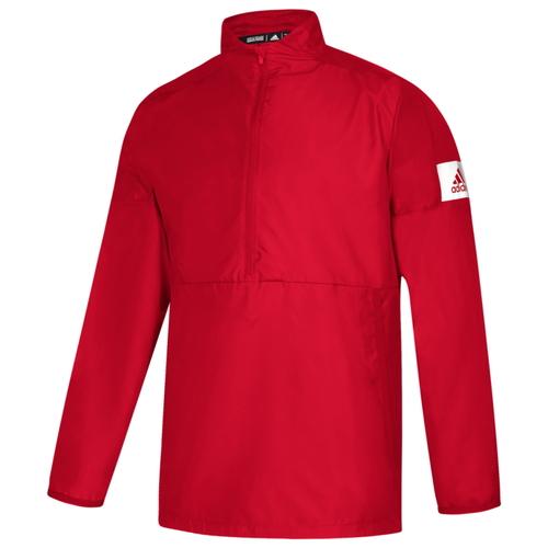 【海外限定】アディダス adidas team game mode ls 14 zip jacket mens チーム ゲーム l s 長袖 ロングスリーブ 1 4 ジャケット men's メンズ