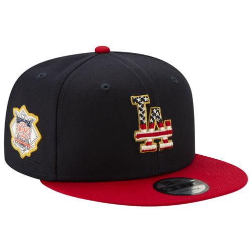 ニューエラ NEW ERA スナップバック バッグ キャップ 帽子 MENS メンズ MLB 9FIFTY JULY 4TH SNAPBACK CAP