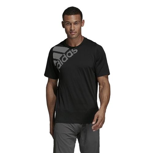 アディダス ADIDAS ロゴ シャツ MENS メンズ ALPHASKIN FITTED LOGO T トレーニング フィットネス アウトドア スポーツ トップス 送料無料