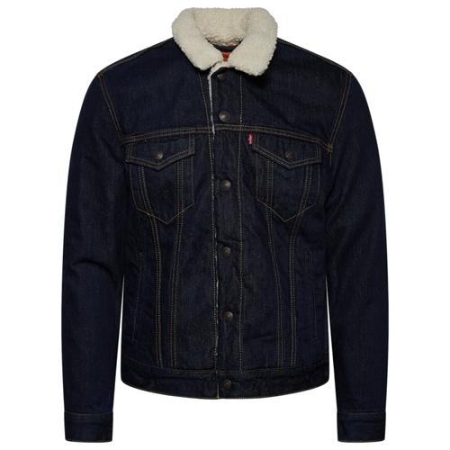 リーバイス LEVIS トラッカー ジャケット MENS メンズ SHERPA TRUCKER JACKET コート ファッション 送料無料