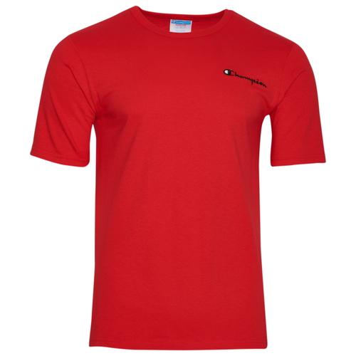 チャンピオン CHAMPION スクリプト シャツ MENS メンズ SCRIPT EMBROIDERED T ファッション Tシャツ トップス カットソー