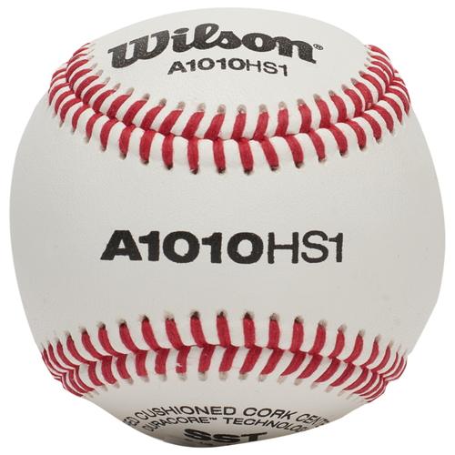 ウィルソン WILSON ベースボール A1010 BASEBALL W NFHS STAMP アウトドア 野球 スポーツ ボール ソフトボール