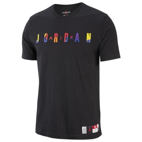 ナイキ ジョーダン JORDAN シャツ MENS メンズ SPORT DNA HBR CREW T プラクティスシャツ スポーツ アウトドア バスケットボール 送料無料