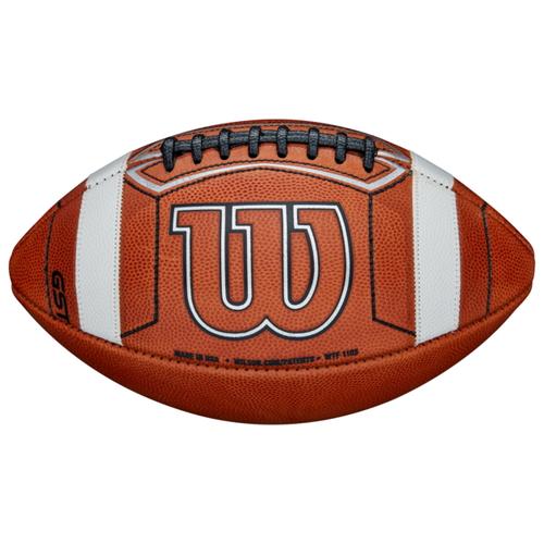 ウィルソン WILSON チーム ゲーム フットボール MENS メンズ TEAM GST PRIME OFFICIAL GAME FOOTBALL ボール アウトドア スポーツ アメリカンフットボール 送料無料