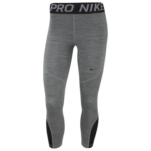 【海外限定】nike ナイキ pro プロ crop クロップ tights タイツ women's レディース