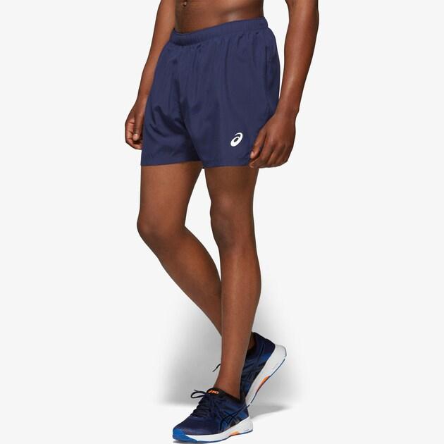 アシックス ASICS 銀色 シルバー ショーツ ハーフパンツ MENS メンズ 5 SILVER SHORTS マラソン アウトドア ジョギング スポーツ