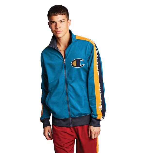 チャンピオン CHAMPION トラック ジャケット MENS メンズ TRICOT TAPING TRACK JACKET コート ファッション