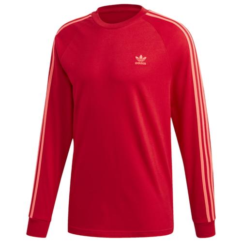 アディダス アディダスオリジナルス ADIDAS ORIGINALS オリジナルス カリフォルニア スリーブ シャツ MENS メンズ CALIFORNIA LONG SLEEVE T Tシャツ トップス ファッション カットソー