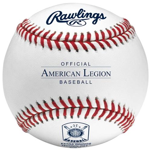 ローリングス RAWLINGS ゲーム ベースボール MENS メンズ AMERICAN LEGION GAME BASEBALL アウトドア ボール ソフトボール 野球 スポーツ 送料無料