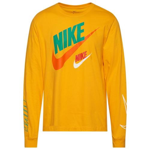 ナイキ NIKE スリーブ シャツ MENS メンズ 2 FUTURA LONG SLEEVE T ファッション トップス Tシャツ カットソー