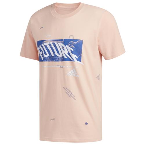 アディダス アディダスアスレチックス ADIDAS ATHLETICS シャツ MENS メンズ FUTURE AOP T Tシャツ トップス カットソー ファッション