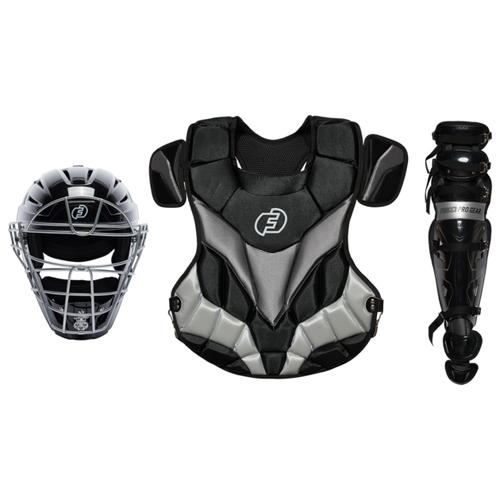 プロ ギア CATCHERS FORCE3 PRO GEAR SET GRADE SCHOOL 備品 設備 スポーツ ソフトボール 野球 アウトドア