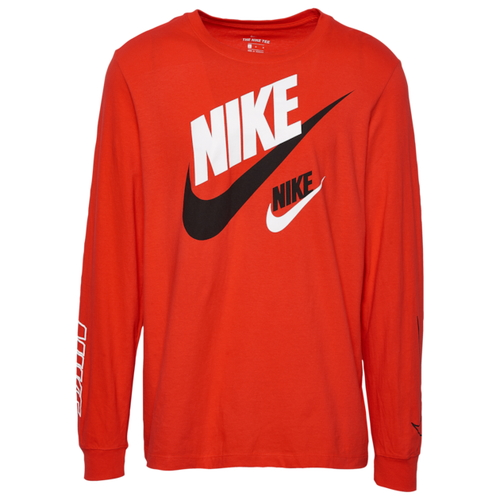 ナイキ NIKE スリーブ シャツ MENS メンズ 2 FUTURA LONG SLEEVE T カットソー ファッション Tシャツ トップス