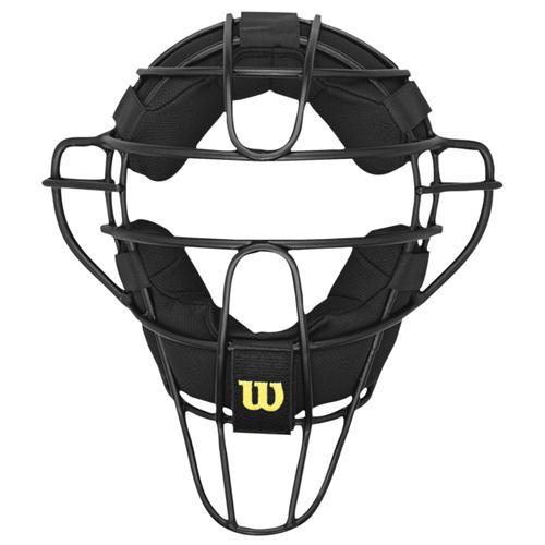 ウィルソン WILSON プロ DYNALITE ALUMINUM PRO UMPIRE MASK ADULT スポーツ アウトドア ソフトボール 野球 設備 備品 送料無料