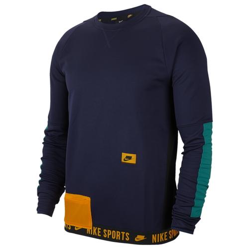 ナイキ NIKE サーマ フリース MENS メンズ THERMA FLEECE PX PULLOVER CREW トレーニング スポーツ トップス アウトドア フィットネス 送料無料