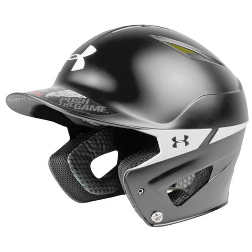 アンダーアーマー UNDER ARMOUR バッティング ヘルメット CONVERGE TWO TONE BATTING HELMET 設備 スポーツ 備品 野球 ソフトボール アウトドア
