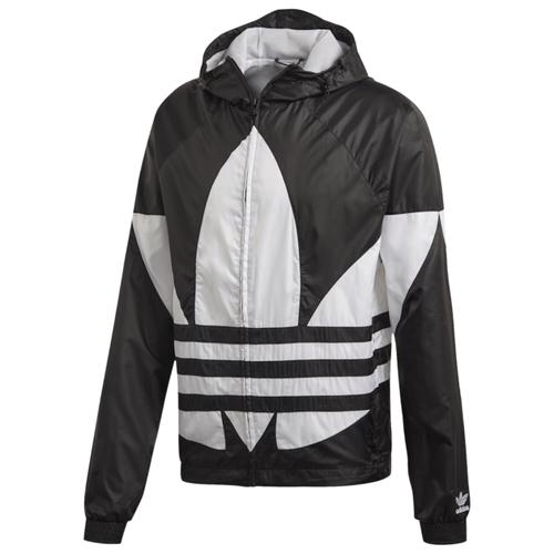 アディダス アディダスオリジナルス ADIDAS ORIGINALS トレフォイル ウィンドブレーカー MENS メンズ BIG TREFOIL WINDBREAKER ファッション ジャケット コート 送料無料