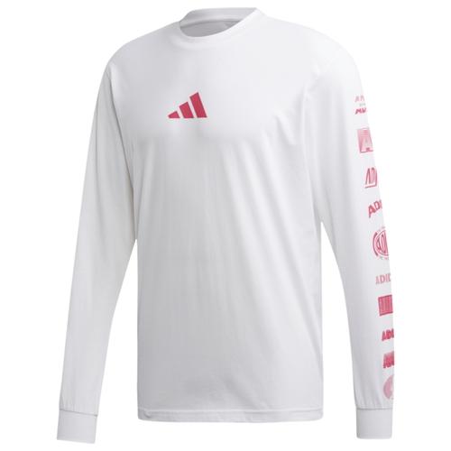 アディダス アディダスアスレチックス ADIDAS ATHLETICS スリーブ シャツ MENS メンズ PACK LONG SLEEVE T カットソー Tシャツ トップス ファッション 送料無料