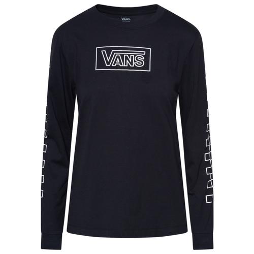 バンズ VANS スリーブ シャツ WOMENS レディース AFTER DARK LONG SLEEVE T トップス レディースファッション Tシャツ カットソー