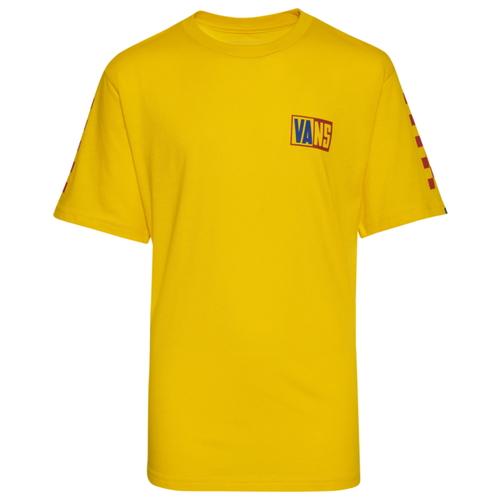 バンズ VANS シャツ GS(GRADESCHOOL) ジュニア キッズ RALLY PACK T GSGRADESCHOOL カットソー トップス マタニティ Tシャツ 送料無料