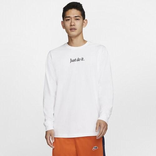 ナイキ NIKE スリーブ シャツ MENS メンズ JDI EMBROIDERED LONG SLEEVE T Tシャツ カットソー トップス ファッション 送料無料